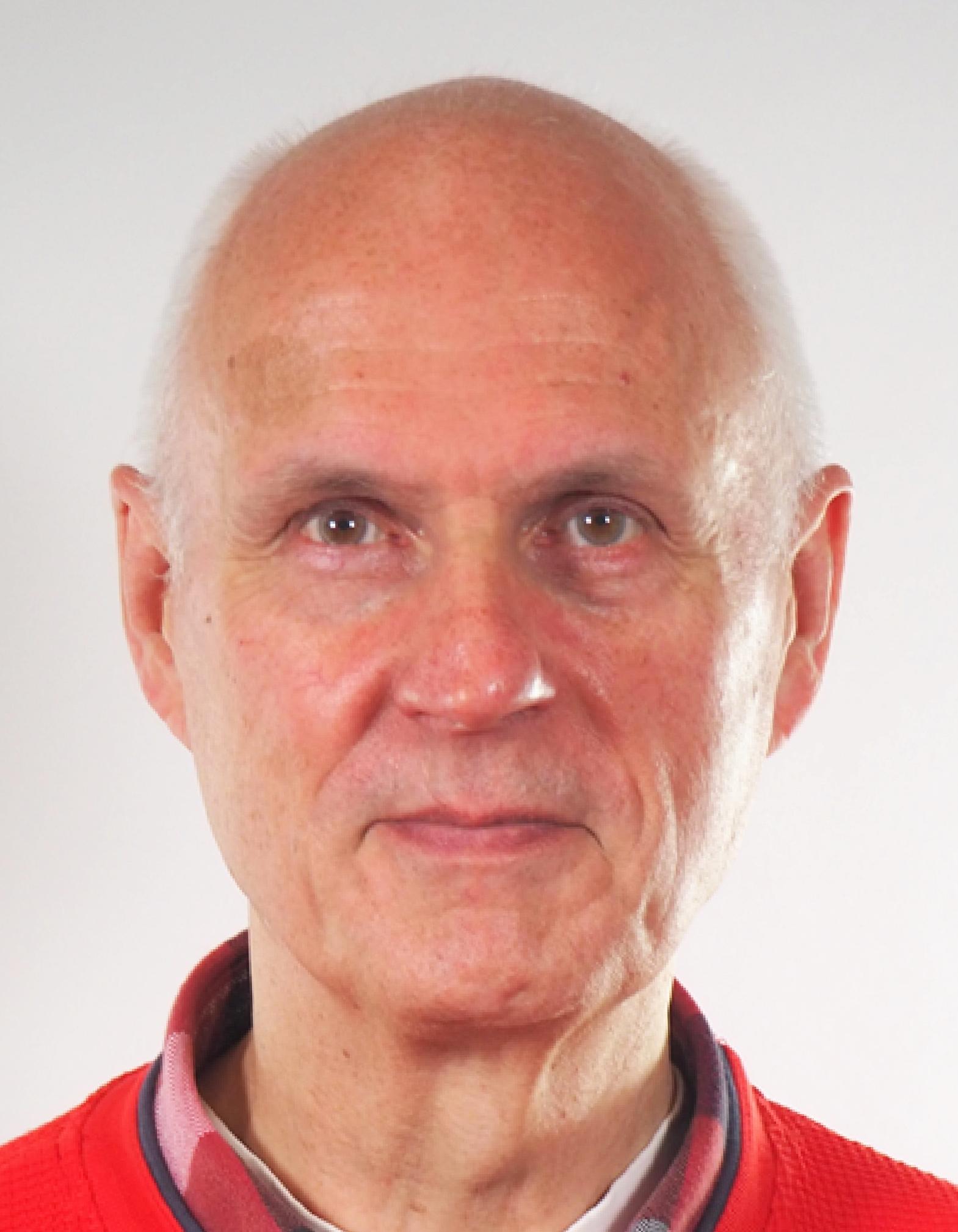 Passfoto Karl-Heinz Remscheidt 2021